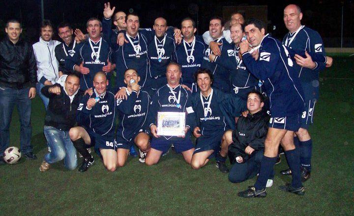 Gli Incisivi Campioni over 39 2010/11